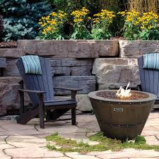 wine barrel fire table wine barrel fire pit sunset fire pits
