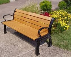 Park Benches When Searching For Park Benches For Sale Consider The Power They