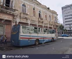 coach old house colonial style havana cuba holiday
