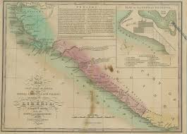 Map Of West Africa by Materials On Liberia Resources On African History And Culture In