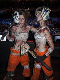 Borderlands 2 Halloween Costumes Borderlands 2 Ellie Omg Perfect