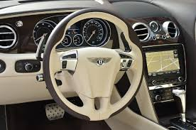bentley steering wheels 2016 bentley continental gt speed stock gc roland158 for sale