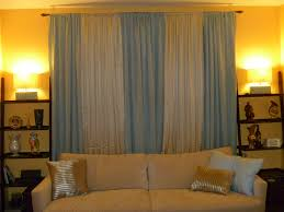 minimalist nice design of the family room drapery ideas that can