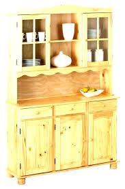 buffet de cuisine en bois meuble de cuisine bois buffet pour cuisine cdiscount buffet de