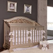 Gothic Baby Cribs by Elegant Nursery With Charcoal Gray Nursery Walls With Ivory And