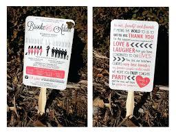 wedding program poster template wedding programs fans template free program fan word