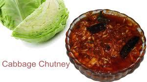 cabbage chutney pickel by siri siriplaza com youtube