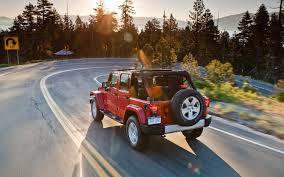 driving a jeep wrangler 2012 jeep wrangler drive truck trend