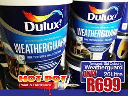 dulux pot paint and hardware