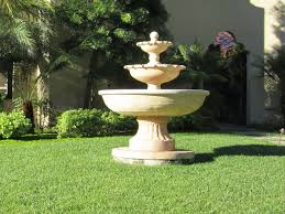 fountain for front yard crafts home incredible decoration fountain for front yard charming well turned front yard fountain on fresh grass near