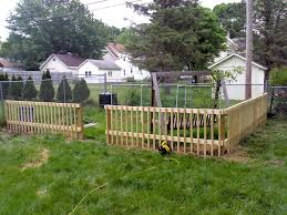 outdoor diy fence new fencing solutions for dogs backyard