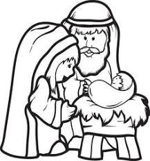 fun simeon baby jesus touch feel craft children nowy