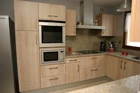 modele placard de cuisine en bois modele cuisine bois moderne generalfly