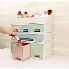 Diy Desk Drawer Desktop Storage Box Plastic Drawer Box Creative Diy Free