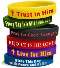 faith bracelets custom designed bracelets to show your faith