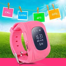 child bracelet gps tracker images Free shipping alarm clock gps tracker wrist watch cell phone watch jpg