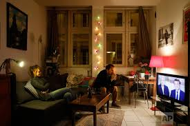 The Livingroom Candidate A Look Back At The French Presidential Election U2014 Ap Images Spotlight