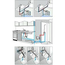 under the sink instant water heater electric instantaneous water heaters water heater kw v under sink