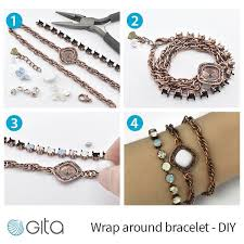 bracelet diy images 75 incredibly easy to follow diy bracelet tutorials to tickle your jpg