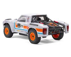 rally truck suspension yeti score retro trophy truck 1 10 4wd short course truck kit by