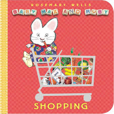 baby books online shopping baby max and ruby rosemary 9780670011681
