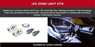 Putco Lights Sale Savings On Led Bulbs Led Fogs Led Dome Kits Philips