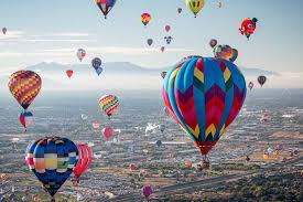 Seeking Balloon Travel Feature The Albuquerque International Balloon
