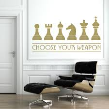 Wall Decals For Living Room Online Get Cheap Wall Decals Chess Aliexpress Com Alibaba Group