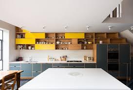 cuisine jaune et grise cuisine jaune et grise fabulous dcoration cuisine grise carrelage
