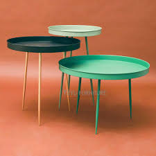 round folding tables for sale side table orange outdoor side table small metal retro patio white