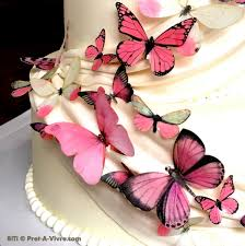 Diy Butterfly Decorations by