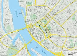 Baltic States Map Riga City Centre Map Regio