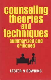 Counseling Theories Techniques The Aim Is To Demonstrate Cent Counselling In Practice And