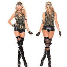 military halloween costume popular ladies army costume buy cheap ladies army costume lots