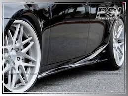 lexus is350 2014 lexus is250 is350 f sport jdm 4pcs carbon fiber side skirts lip