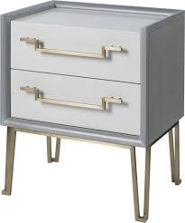 iron eye nightstand by jean louis deniot 3111 baker furniture