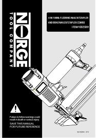 Laminate Floor Stapler Flooring101 Norge 4 In 1 Mini Nailer Stapler Manual Buy