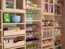 easy kitchen storage ideas kitchen storage ideas hgtv