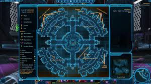 Swtor Map Swtor U2013 Guide For Inquisitors Commanders And Mmo Initiates