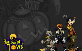 animated halloween desktop background disney halloween wallpapers hd pixelstalk net