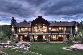 custom mountain home floor plans custom mountain homes