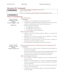 infosys resume format for freshers pdf resume consultant montreal therpgmovie