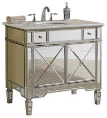 mirrored vanities for bathroom modern mirrored bathroom vanities with regard to vanity design