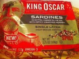 King Oscar Sardines Mediterranean Style - a king named oscar and a great sardine curry u2013 arctic grub