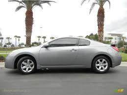 nissan altima coupe for sale florida 2008 nissan altima 2 5 s coupe in precision gray metallic 230158