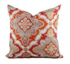 Orange Patio Cushions by Blue Outdoor Pillow 18x18 Blue Outdoor Pillow Cover Outdoor