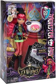howleen wolf 13 wishes high 13 wishes doll twyla gigi lagoona howleen wolf