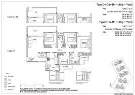 residence floor plan official website rivercove residences ec floor plan