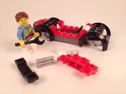 lego sports car lego city auto transporter 60060 brick radar