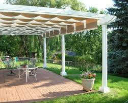 pergola with retractable canvas canopy google image result for
